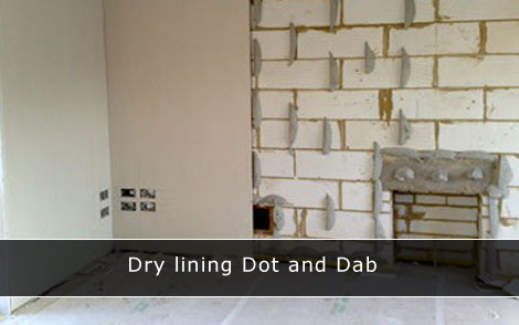 Dry lining in Southampton, Winchester, Eastleigh, Hedge End, Lyndhurst and local areas